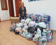 Los vecinos de La Graciosa, nuevo ejemplo de éxito en la recogida de tapones de plástico