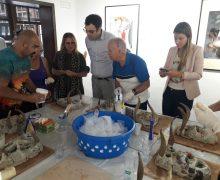 El Cabildo de Lanzarote colabora en la organización del Taller de Caretas de Diabletes que se celebra en Teguise hasta el próximo 13 de marzo