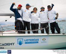 Turismo Arrecife felicita a los regatistas del RCN de Arrecife, ganadores de la Liga de España de Vela