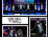 Actuación de «La Chirimurga del Timple». (Gran Canaria).