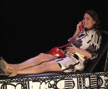 La actriz lanzaroteña Estela Perdomo protagoniza Baby Boom en el Paraíso, una divertida comedia sobre la maternidad
