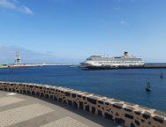 El Gobierno de Canarias autoriza a los cruceros a operar entre los puertos de las islas a partir del 5 de noviembre