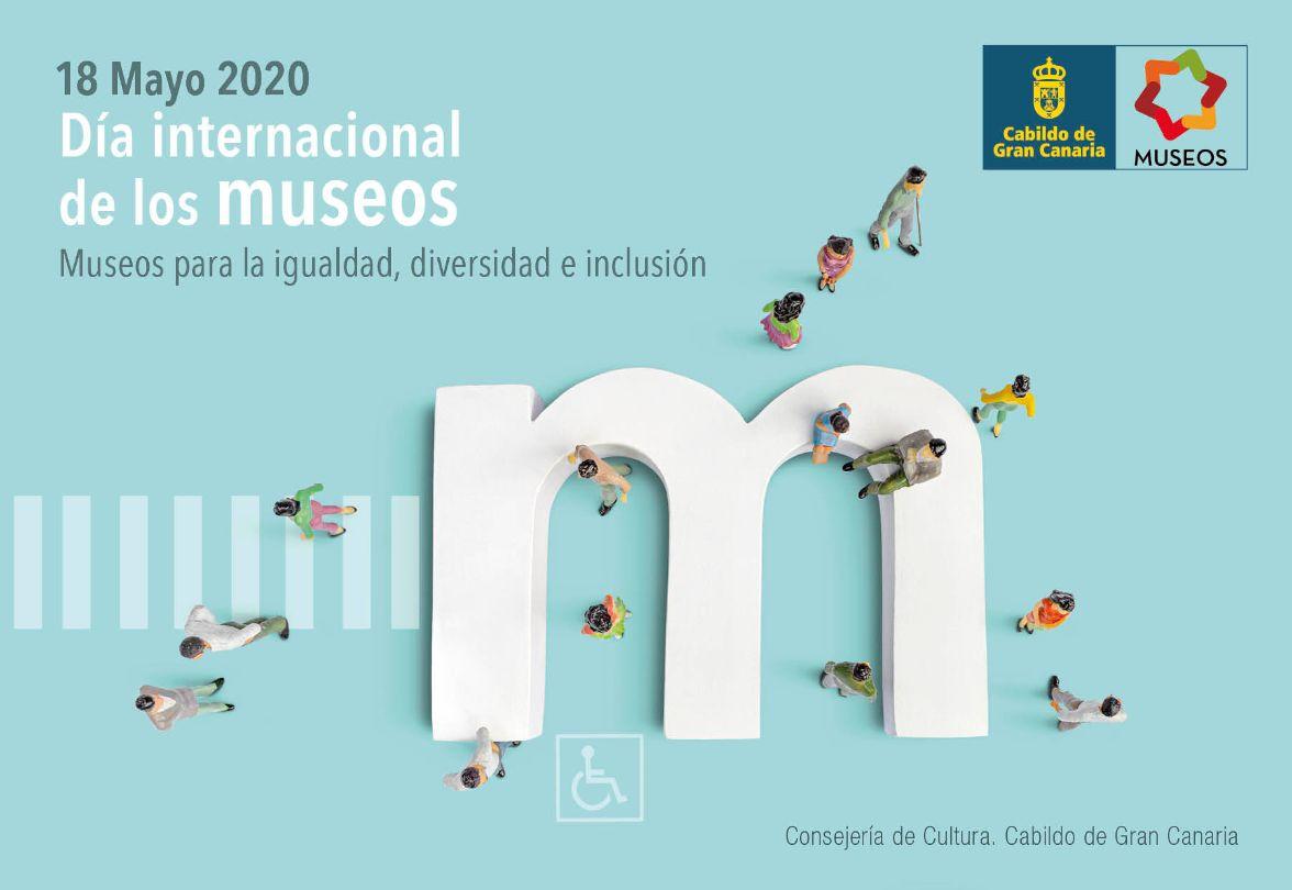 Los Museos del Cabildo de Gran Canaria por la igualdad, diversidad e inclusión