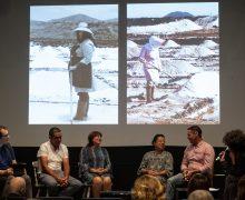 Los habitantes de Lanzarote graban en vídeo su futuro