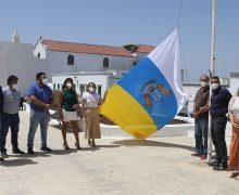 Teguise abre los actos conmemorativos del Día de Canarias con la izada de la bandera