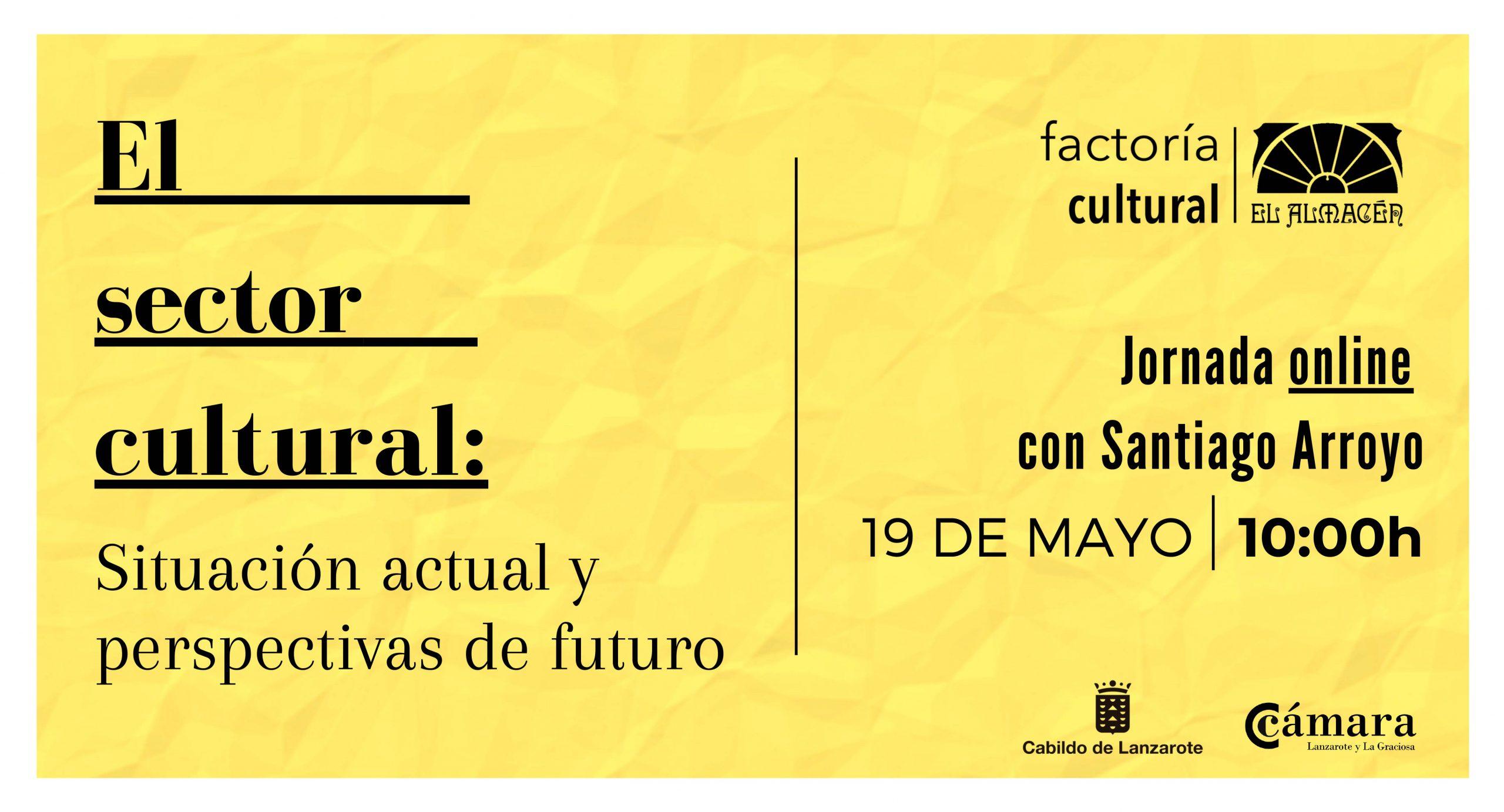 La Factoría Cultural El Almacén imparte un webinar sobre líneas de ayuda disponibles para las empresas culturales.