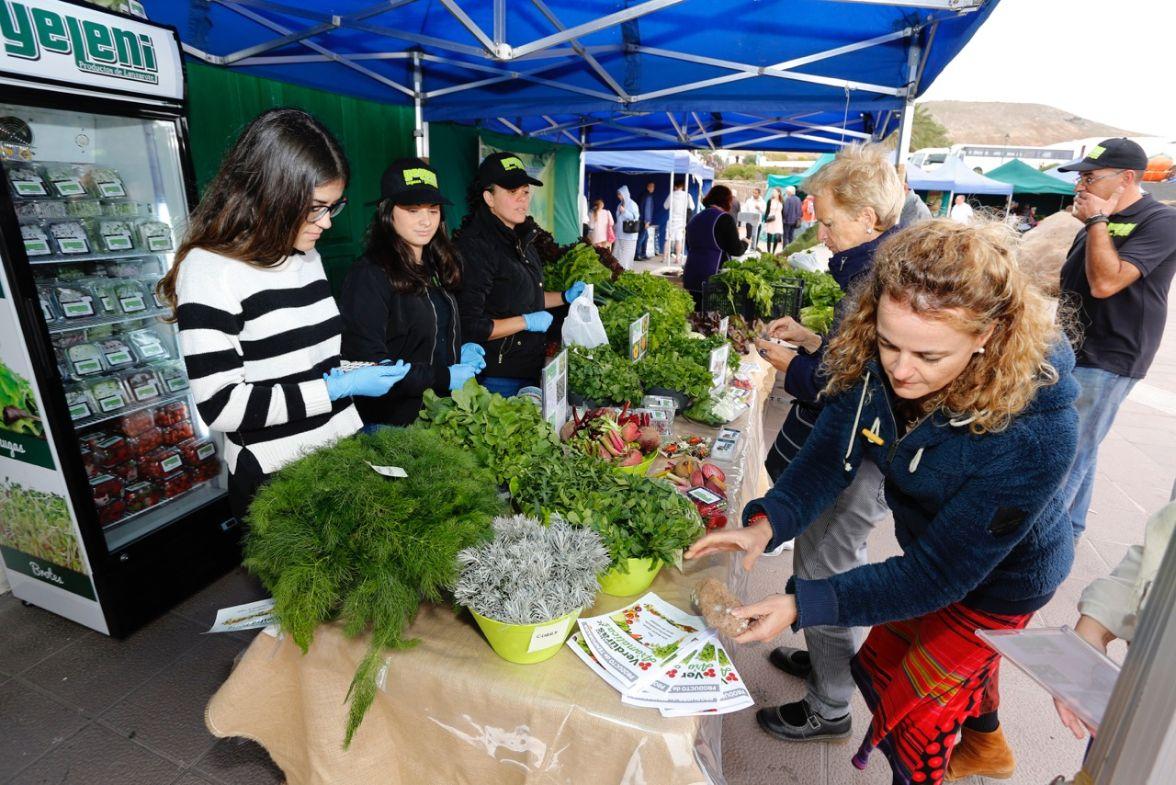 Teguise autoriza la reapertura de sus mercados agrícolas