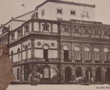La Casa-Museo Pérez Galdós difunde en las redes sociales la faceta gráfica del escritor
