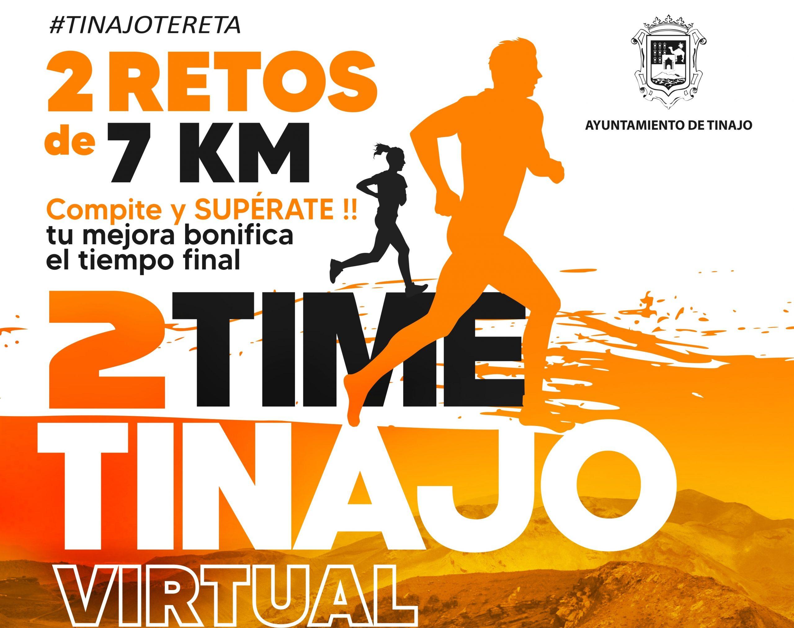 """El Ayuntamiento de Tinajo lanza el reto virtual """"TINAJO 2TIME"""""""