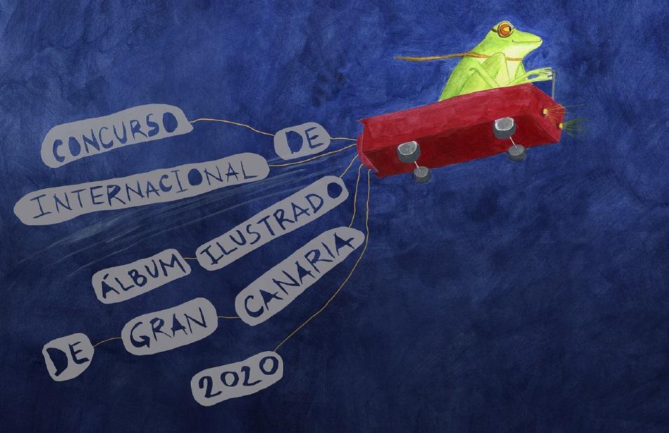 El Cabildo de Gran Canaria convoca la XI edición del Concurso Internacional de Álbum Ilustrado