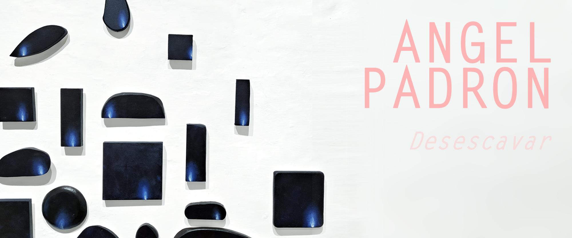 Ángel Padrón presenta «Desescavar » en la Galería Artizar»