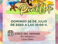 PorilArte vuelve este domingo con espectáculos para los más pequeños en El Fondeadero.