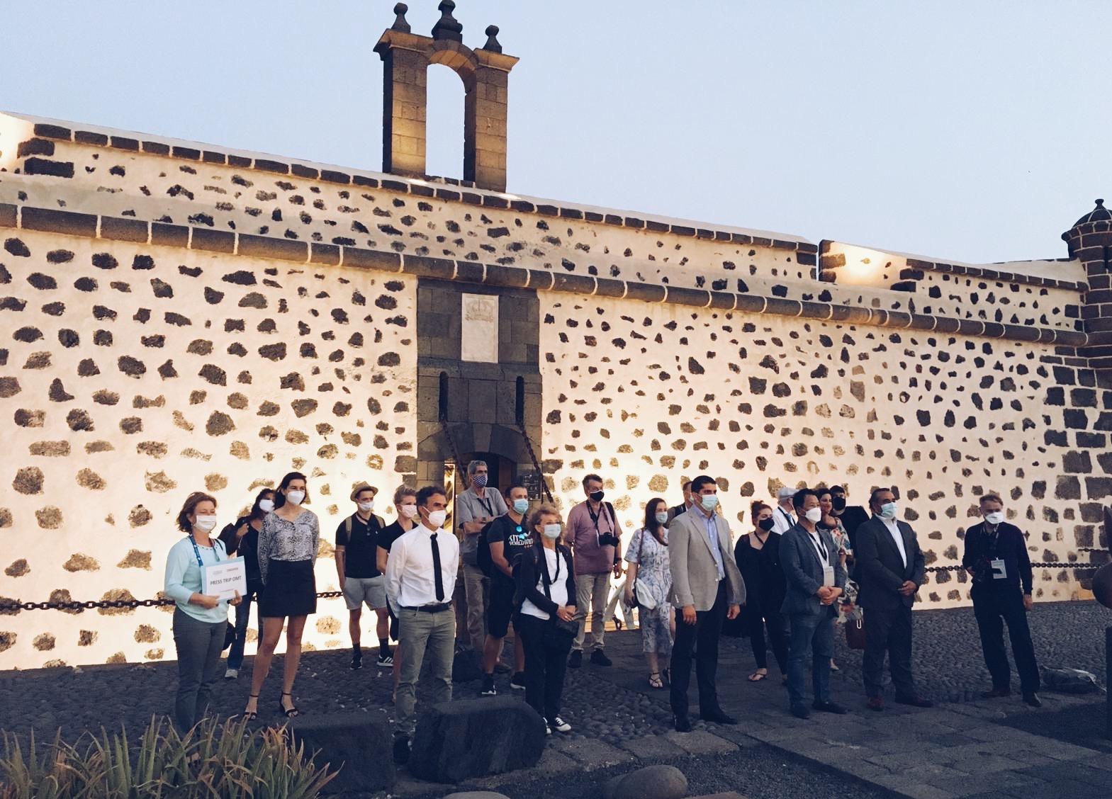 LLega a la isla la delegación de la OMT que validará a Lanzarote como destino seguro