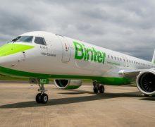 Los Usuarios de Tripadvisor reconocen a Binter como la mejor Aerolínea de España