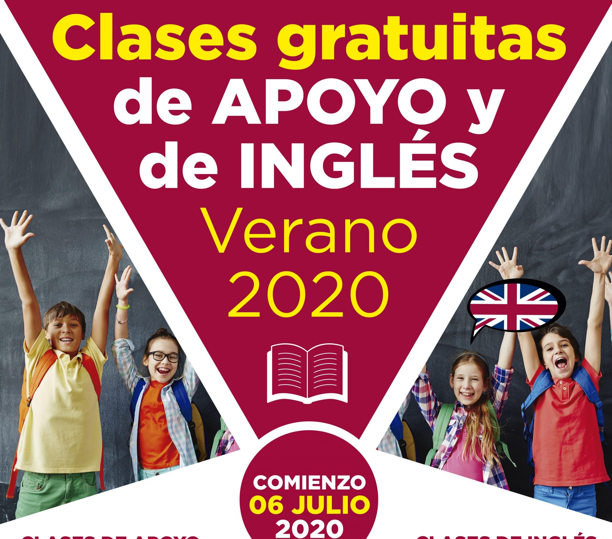 Yaiza ofrece en verano clases gratuitas de inglés y de apoyo educativo
