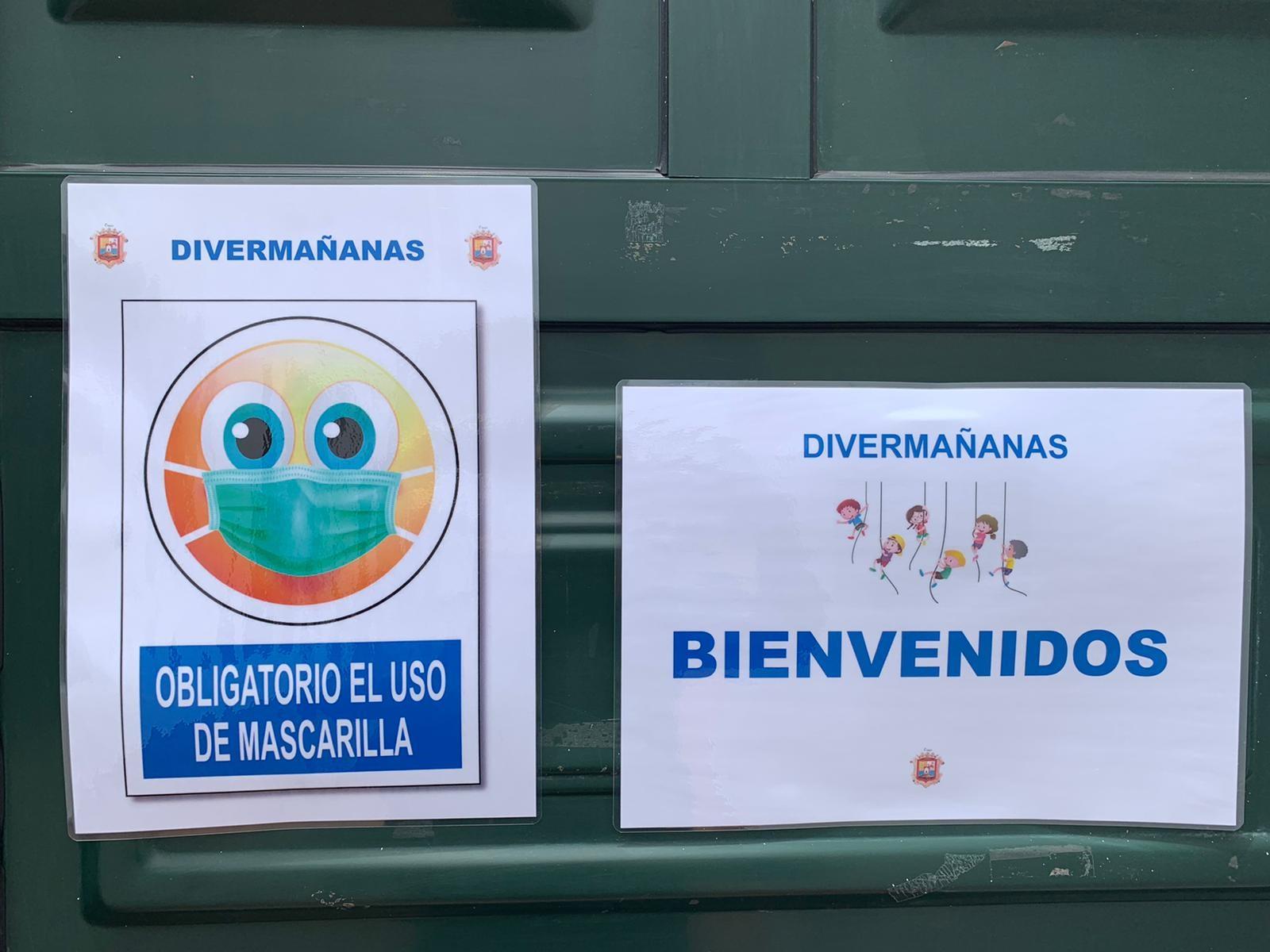 """Arrancan en Tinajo las """"Divermañanas"""" con la mayor seguridad ante la COVID-19"""
