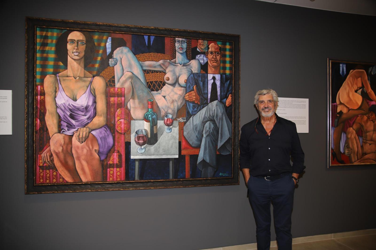 Tres versiones distintas de la belleza en una sola exposición en Costa Teguise