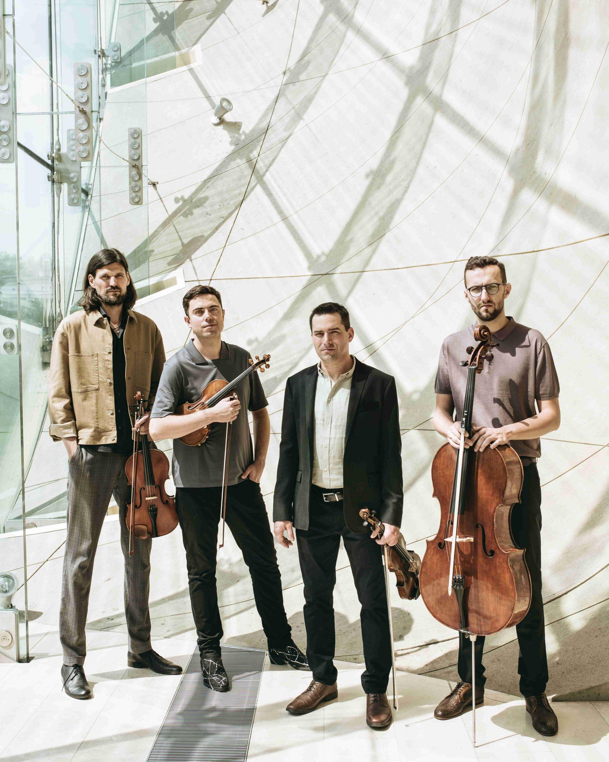 El jazz vuelve al Auditorio y al Teatro Pérez Galdós con los conciertos de Sumrrá y Atom String Quartet
