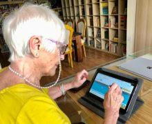 Teguise sigue impulsando el plan de gimnasia mental online para sus mayores