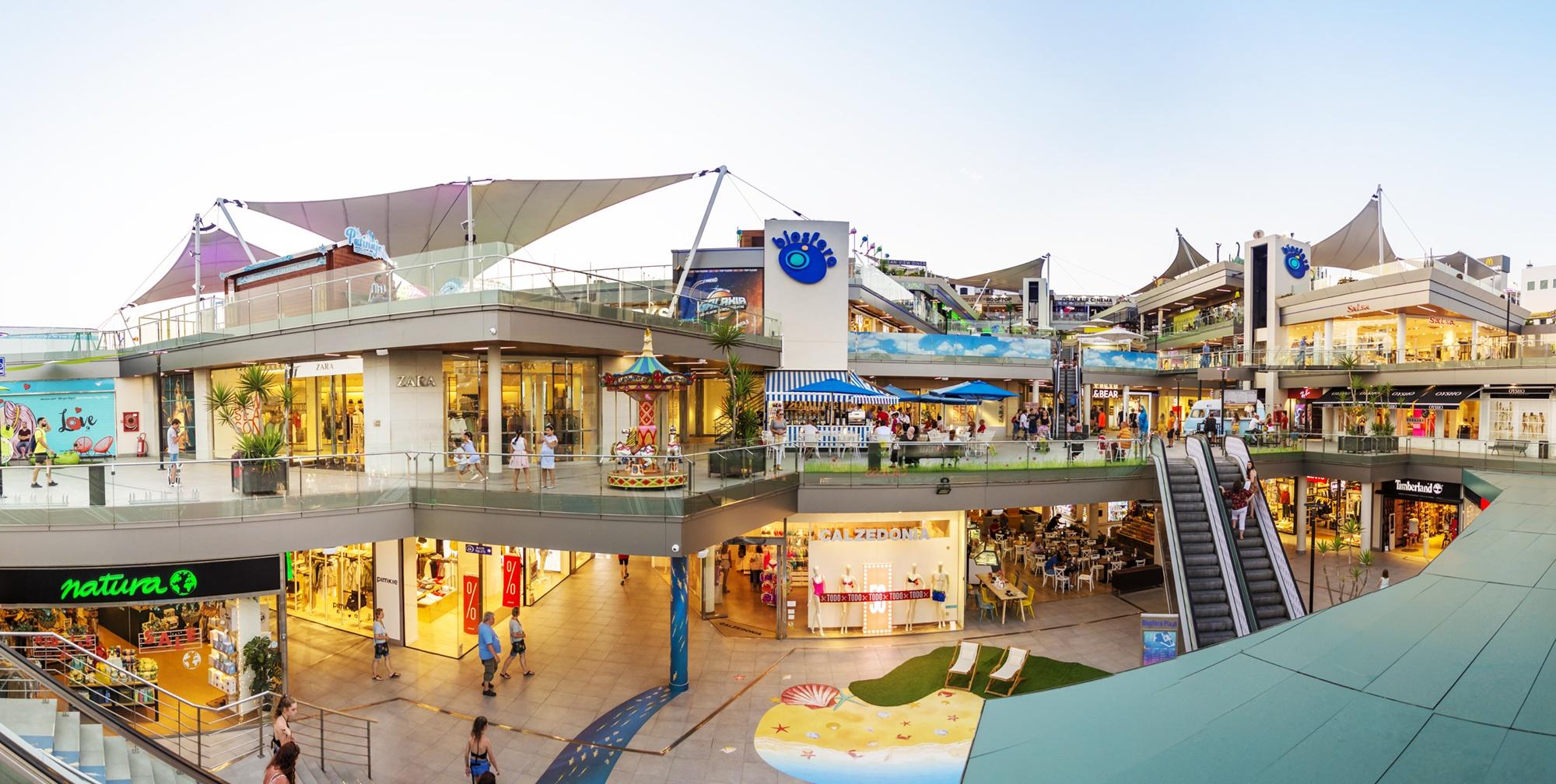 Actividades mes de agosto en el Centro Comercial Biosfera Plaza