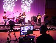 Se inicia la grabación de los conciertos de las once bandas de pop-rock