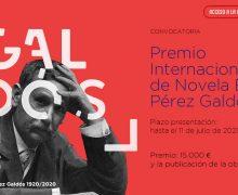 El día 11 de julio concluye el plazo de presentación de obras del Premio Internacional de Novela Benito Pérez Galdós