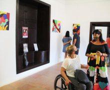 Sonia Bordón libera su arte en Yaiza tras el confinamiento