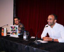 """Ismael Lozano: """"con mi última novela descubrí qué es el Orgullo"""""""
