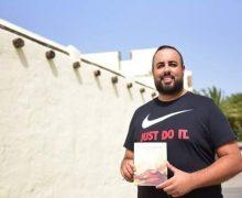 San Bartolomé acogió la presentación del libro  del escritor local Esaú Pérez Caraballo