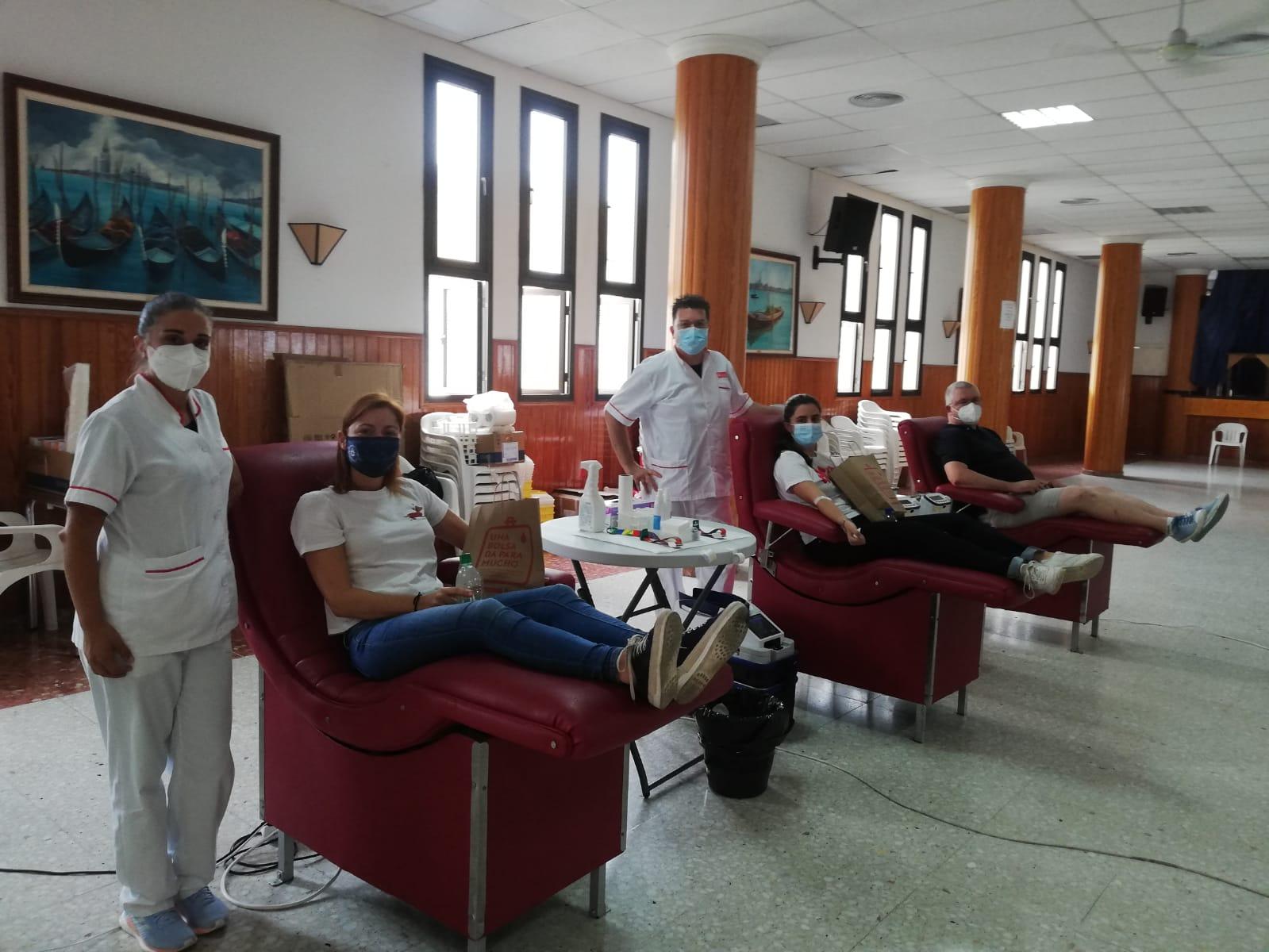 El ICHH anima a la ciudadanía a donar sangre en agosto