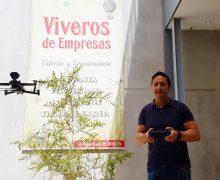 El Vivero de Empresas de la Cámara tutela un proyecto pionero de servicio integral de drones y ROVs