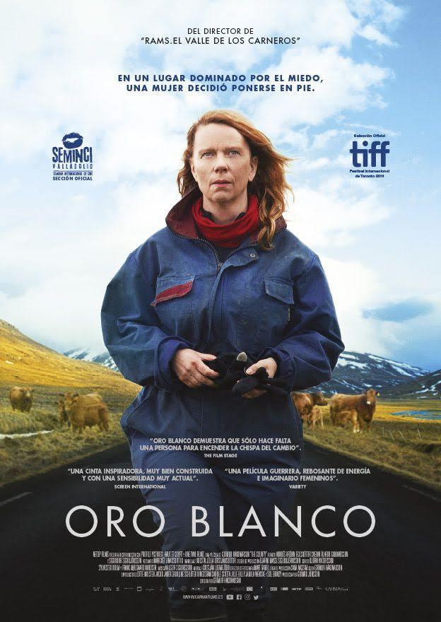 Cine: 'Oro Blanco'