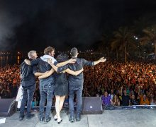 El Festival de Arrecife en Vivo Premio Distinguido del Turismo2020