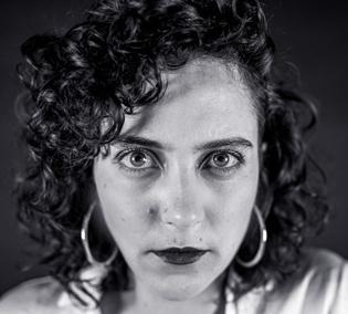 Isabel Cabrera: 'Yo, Ulrike, Grito'