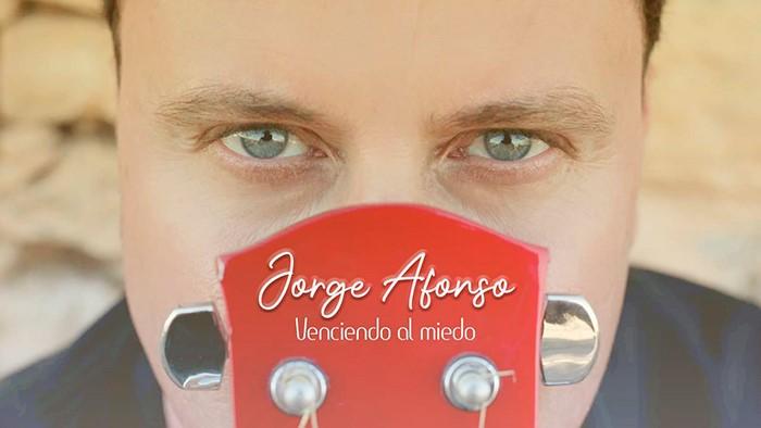 """Jorge Afonso presenta nuevo single titulado """"Venciendo al Miedo""""."""