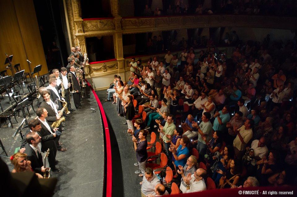 Concierto Big Band de Canarias «Premio Poesía Emeterio Gutierrez Albelo»