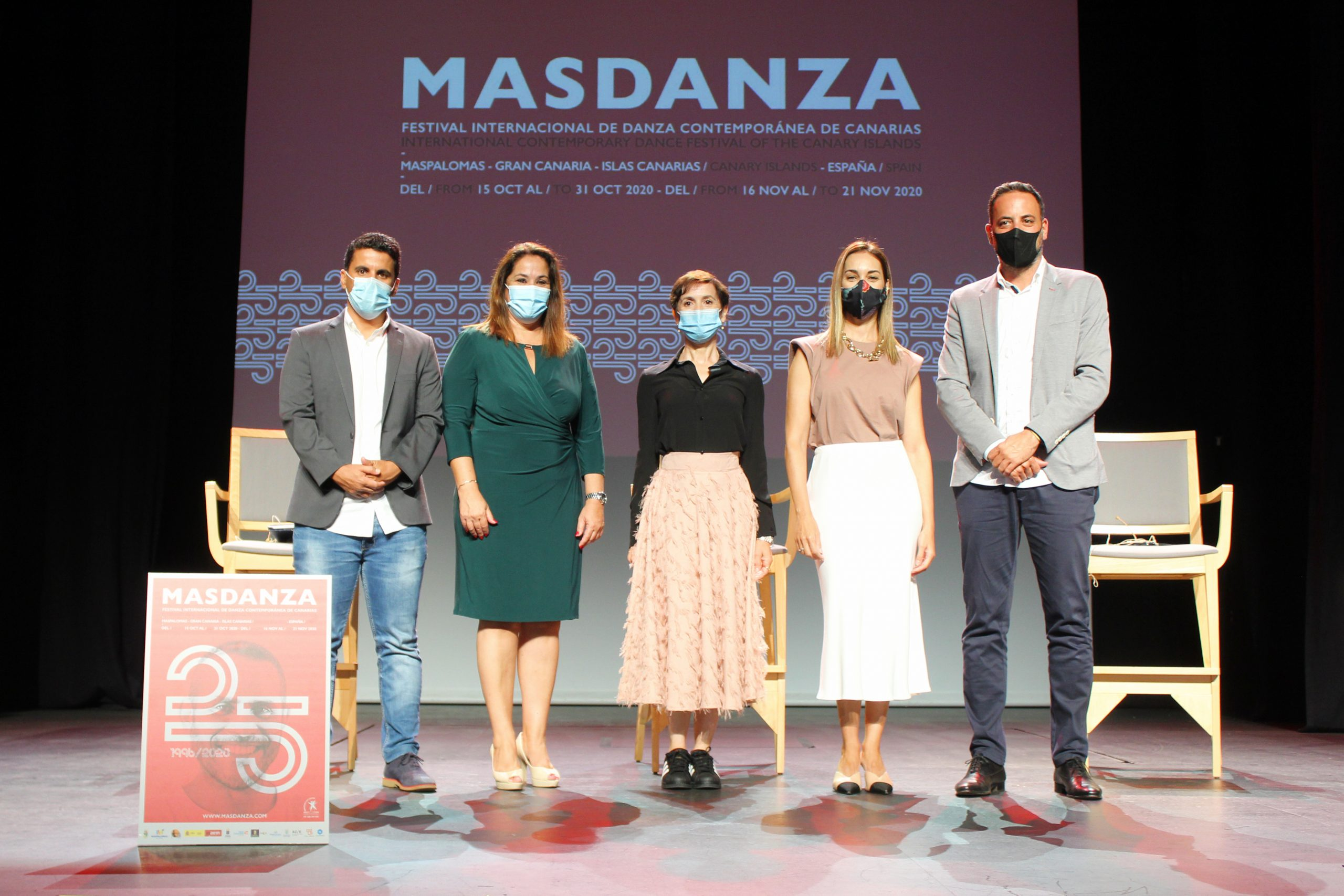 Comienza la 25ª edición de MASDANZA, un Festival especial que pondrá el foco en el espectador