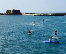Arrecife se une a la celebración del Día Marítimo Mundial con una ruta por la marina de Arrecife
