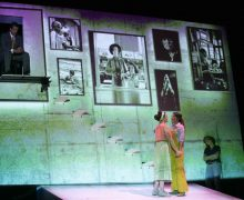 El montaje teatral 'Ana (también a nosotros nos llevará el olvido)' se presenta en Madrid y Villarreal