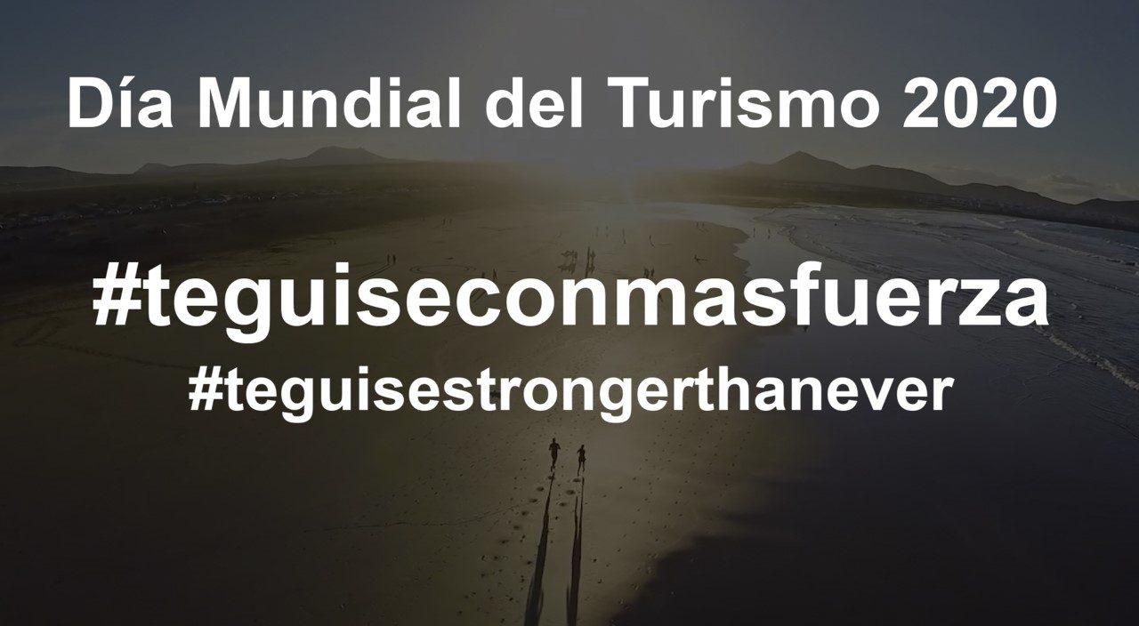 Teguise felicita a los Premios del Turismo 2020