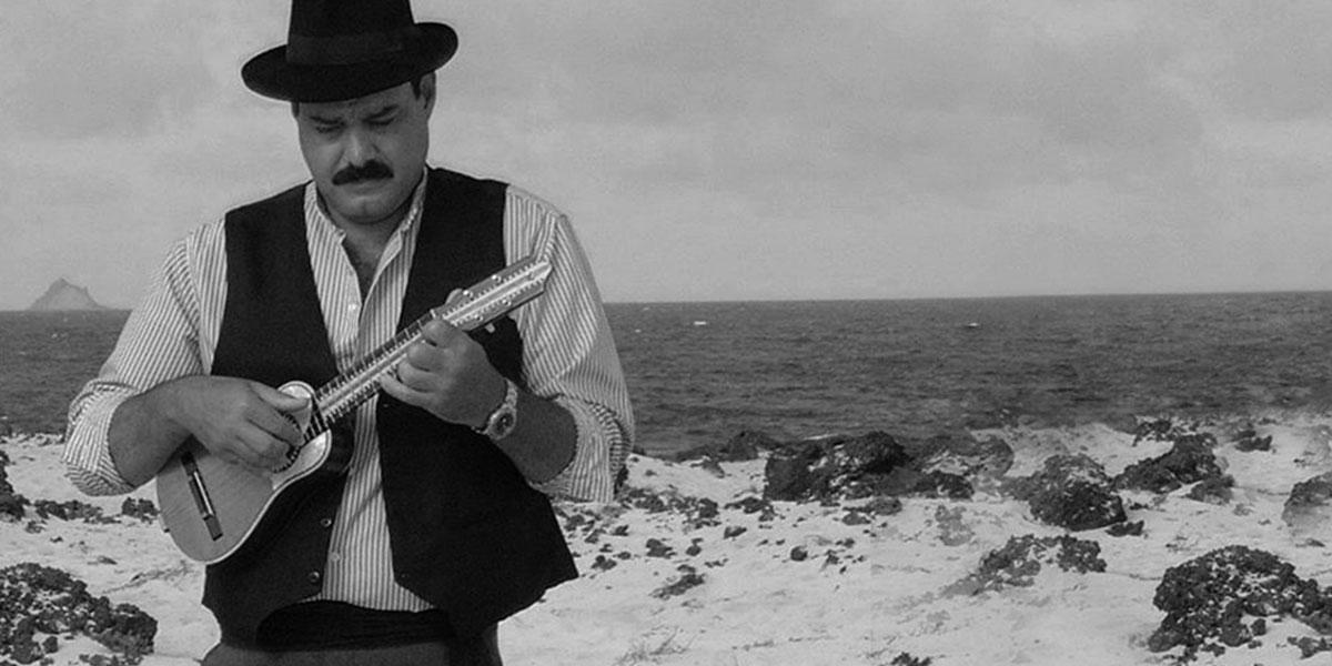 Domingo Curbelo, protagonista de un nuevo concierto en la Casa Museo del Timple de Teguise