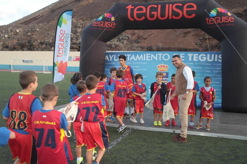 Teguise procede al ingreso de 380 mil euros en subvenciones a la comunidad deportiva