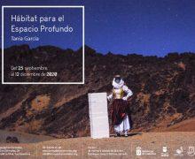 Habitat para el Espacio Profundo, de la artista Tania García, se exhibe en la Casa de los Coroneles