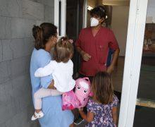 La Escuela Infantil de La Villa reabre sus Puertas