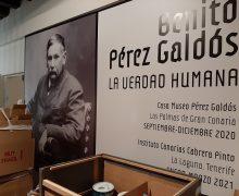 La muestra 'Benito Pérez Galdós, la verdad humana' ultima su proceso de montaje
