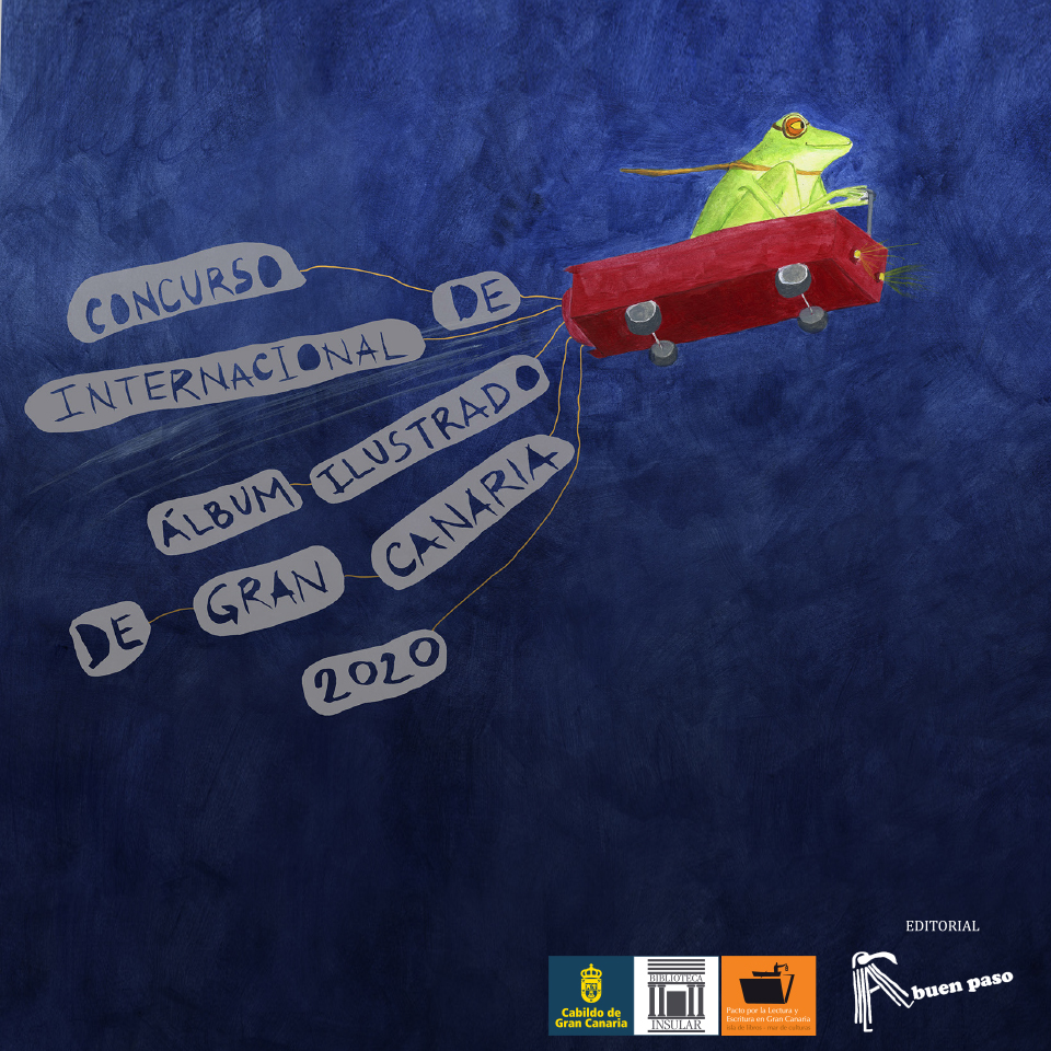 Recta final para la presentación de originales a la XI edición del Concurso Internacional de Álbum Ilustrado