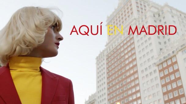 Cintia Lund, la cantante canaria reivindica Madrid en su nuevo single «Aquí en Madrid»