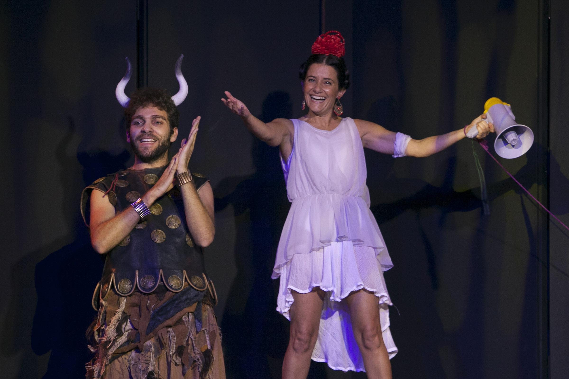 Vuelven a la Sala Josefina de la Torre del Cuyás las lecturas dramatizadas de 'Canarias Escribe Teatro'