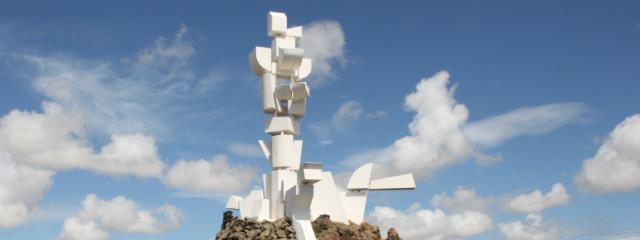 50 alumnos de 2º de la ESO de centros educativos de la Península visitan Lanzarote en un intercambio con el IES Las Salinas