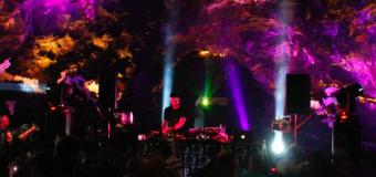 Los Centros traen la mejor música electrónica a Jameos del Agua
